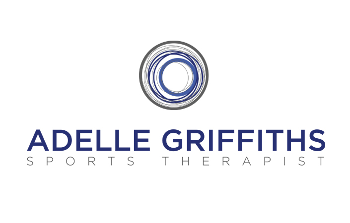 Adelle Griffiths logo design