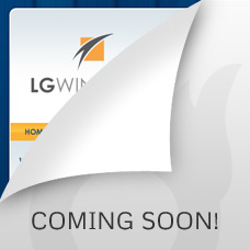 LG Windows CMS website design