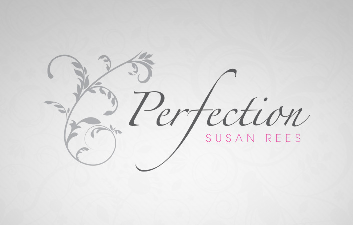 perfection by susan rees logo design