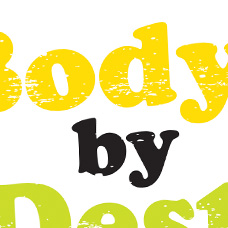 body by destiny personal trainer logo