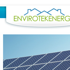 envirotekenergy website design