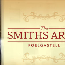 The Smiths Arms Foelgastell CMS website design