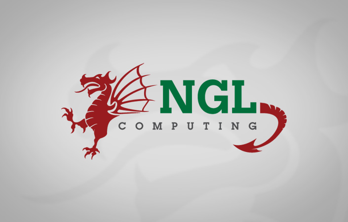 NGL Computing logo re-design