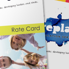 Replay Education Services rate card