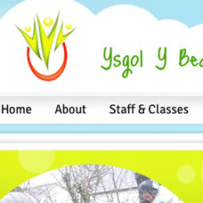 Ysgol Y Bedol CMS Web Design